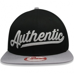 BONÉ NEW ERA 9FIFTY OF SB AUTHENTIC SNAP GRAY